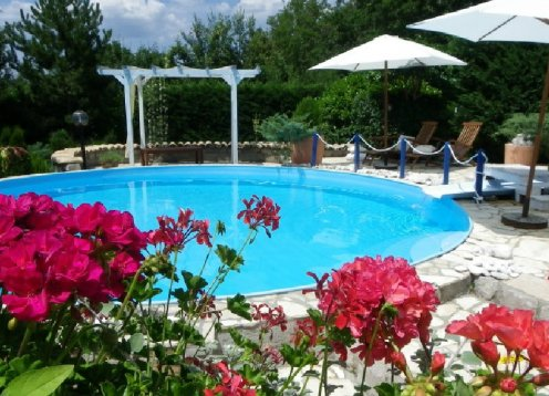 Buzet - House for holidays Perunika for 5 Person